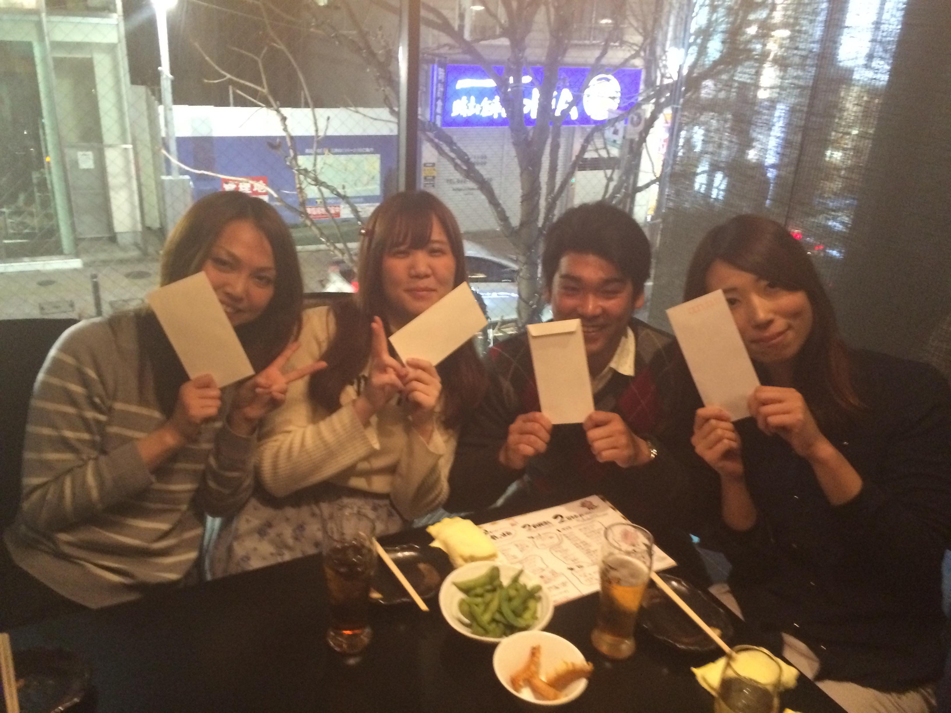 2015/01/17チームE打ち上げ