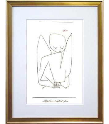 パウル クレーの忘れっぽい天使