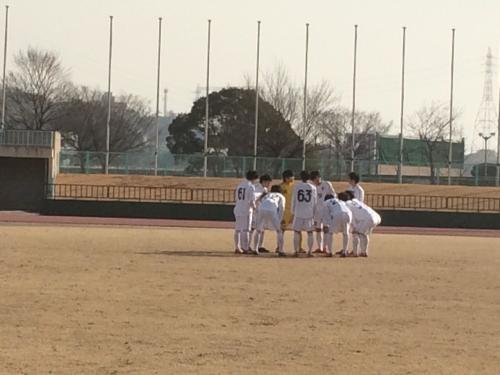 第24回 仁紫カップ 予選リーグ第1戦(2015:1:25 日)1/4