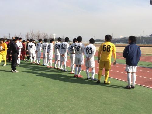 第24回 仁紫カップ 予選リーグ第1戦(2015:1:25 日)2/4