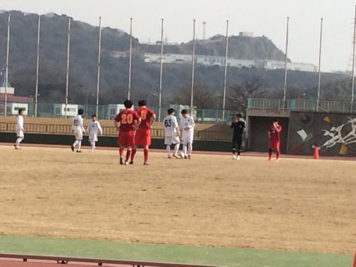 第24回 仁紫カップ 予選リーグ第1戦(2015:1:25 日)3/4