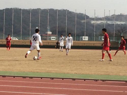 第24回 仁紫カップ 予選リーグ第1戦(2015:1:25 日)4/4