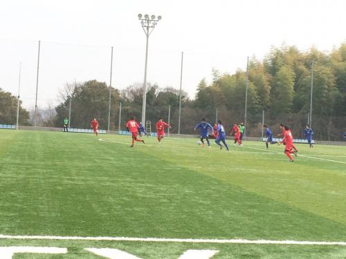 TM 浜田FCコスモス(2015:2:15 日)