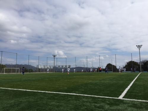 TM 廿日市FC(2015:3:8 日)