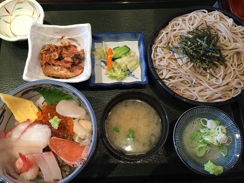 47海鮮丼セット