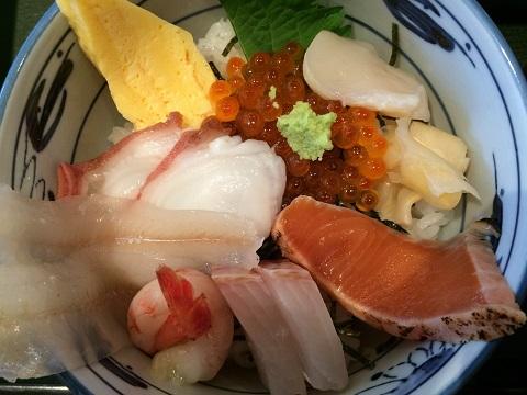 48海鮮丼1