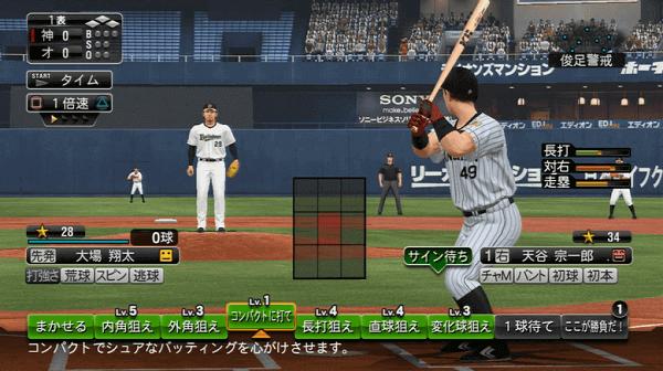 【攻撃時】 グランプリ攻略 プロ野球スピリッツ2015