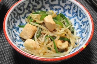 野菜炒めUP