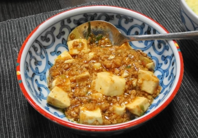 四川 麻婆豆腐UP