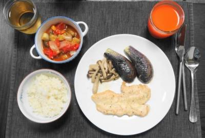 欧風お惣菜ご飯