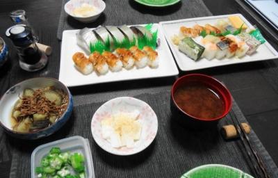 大阪寿司アラカルト