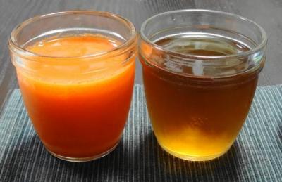 ジュース&麦茶