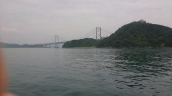 鳴門海峡大橋150727