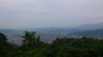 山頂150727