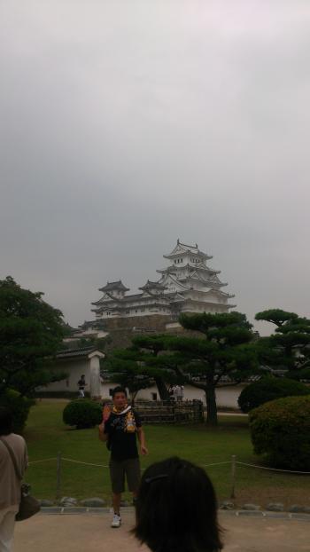 姫路城2-150803