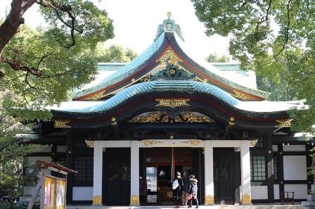 王子神社2月2
