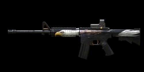 M4A1 BaldEagle