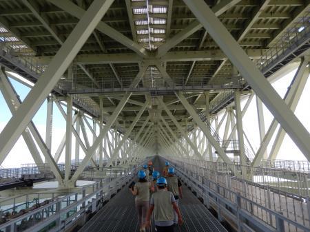 ブリッジワールドツアー 橋の下#4
