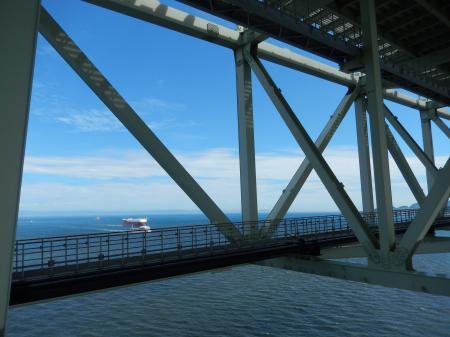 ブリッジワールドツアー 橋の下#5