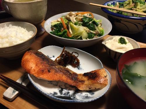 Feb09_焼き鮭