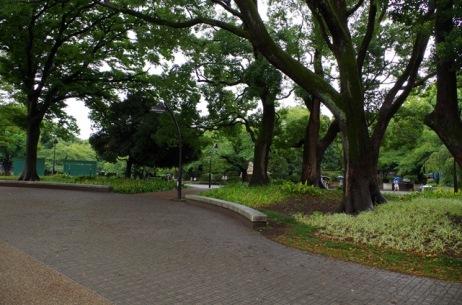 上野公園b