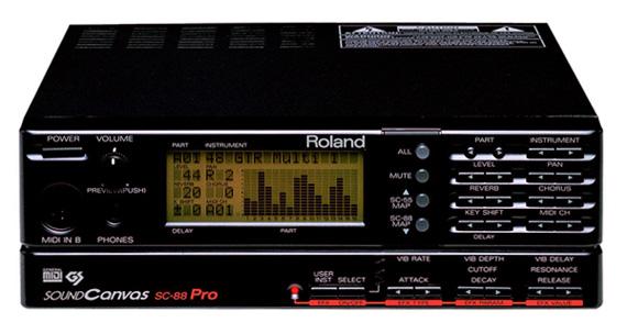 Roland SC-88Pro