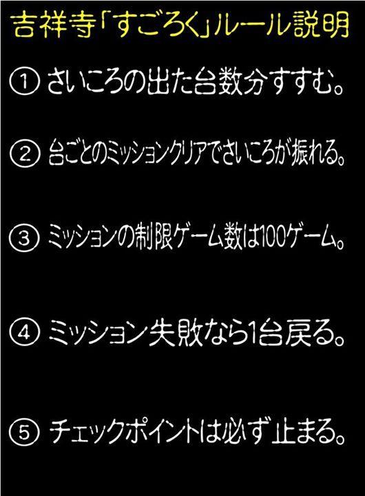 ミッションルール