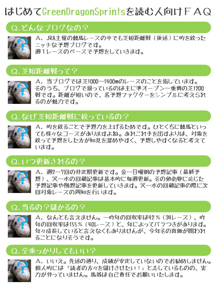 GDSのFAQ
