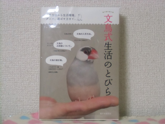 『文鳥式生活のとびら』