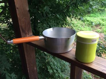 鍋とポット
