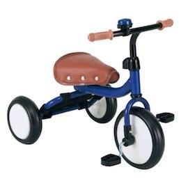 三輪車トライクブルー