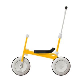 三輪車無印