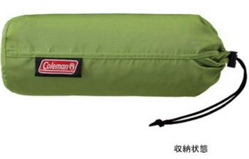 枕は人数分用意しましょうColeman(コールマン) コンパクトインフレーターピロー II