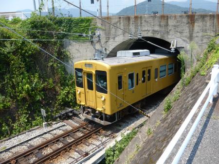 川尻トンネル01