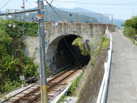 川尻トンネル02