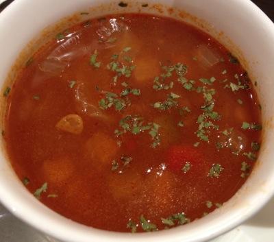 レギュラーセット スープ<