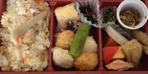 豆腐シュウマイ弁当