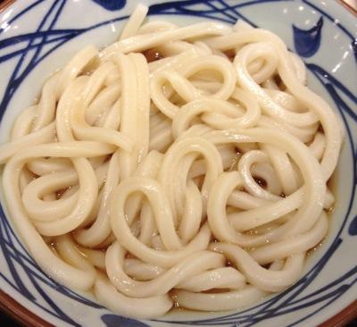 丸亀製麺 ぶっかけうどん