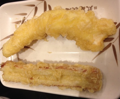丸亀製麺 本日の天ぷら