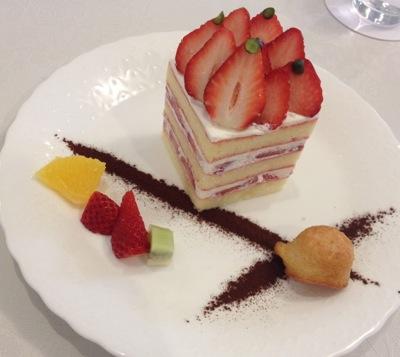 有名ケーキ屋さん 御影高杉
