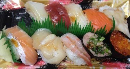 京樽 お寿司