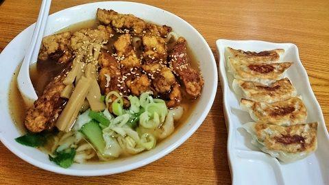 パーコー刀削麺