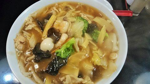 五目東証麺