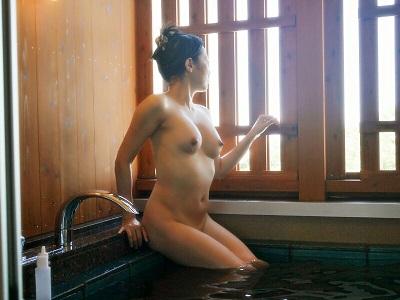 エロトピアふじか露天風呂