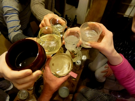 Hanane 11th Anniversary Party