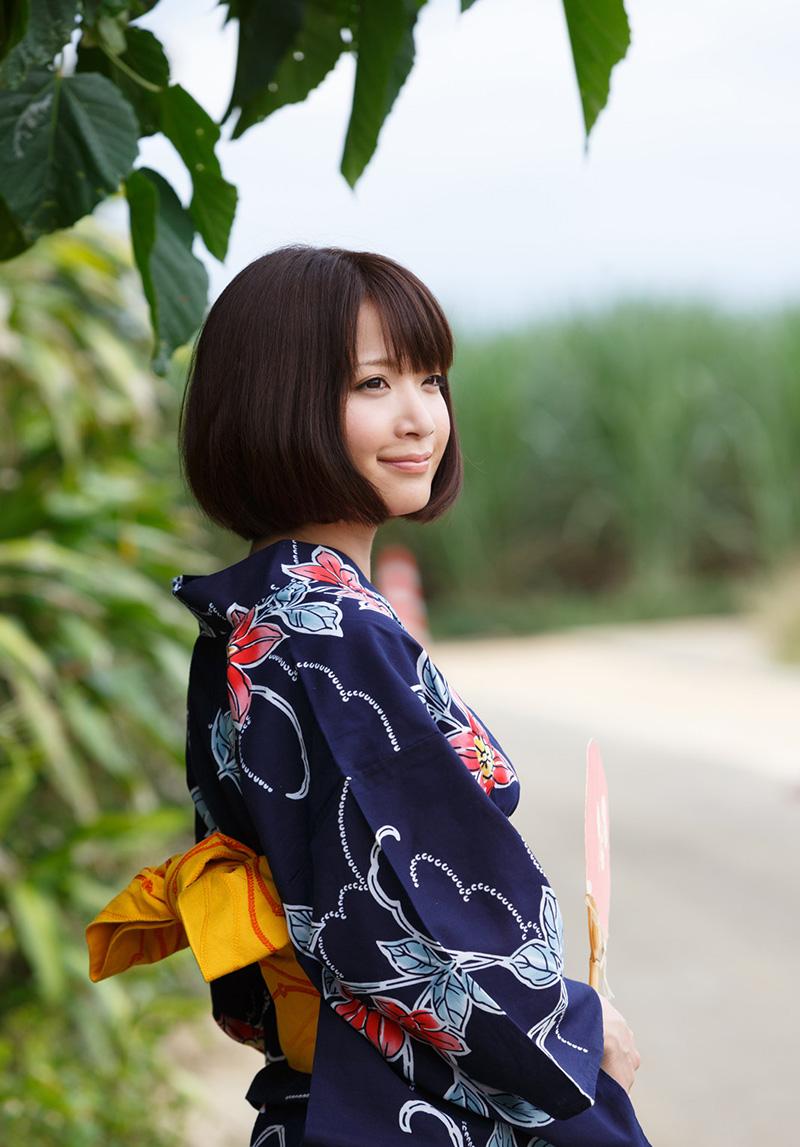 【No.23726】 浴衣 / 神谷まゆ