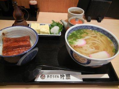 うな丼セット@1,490円