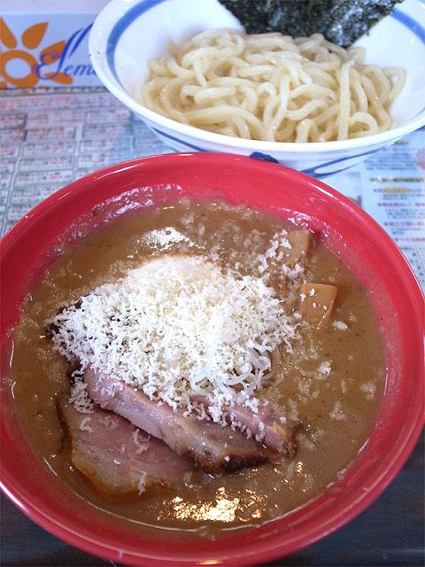 150802麺や涼庵-特製洋風つけ麺