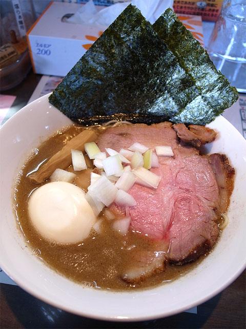 150110草庵-草庵塩らぁ麺