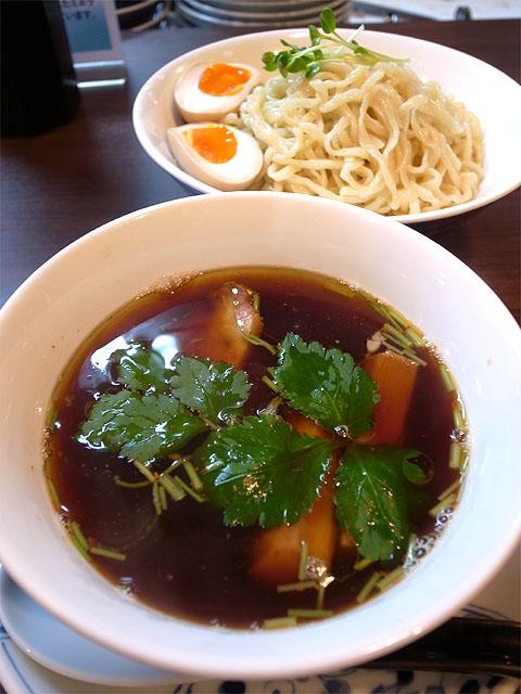 150514紫陽花-醤油つけ麺